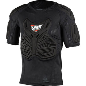 Leatt Roost Protektor Kurzarmshirt schwarz